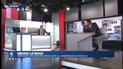 "Affaire Sarkozy : Le Roux inquiet du ""dévoiement de nos institutions"""