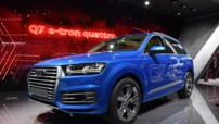 Audi Q7 e-tron quattro au Salon de Genève 2015