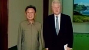 bill clinton kim jong-il