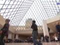 Dans les coulisses du Louvre