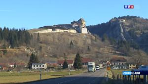 Le 13 heures du 20 avril 2014 : Zoom sur le Jura, de Neufch�l �ontarlier - 1146.036