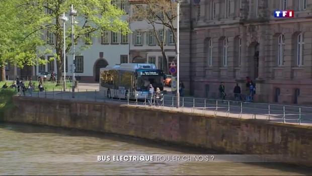 Paris et Strasbourg à l'essai d'un bus électrique : rouler chinois, bientôt une réalité ?
