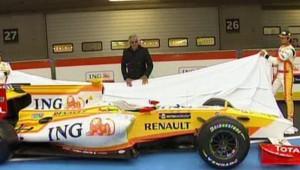 Renault, sa nouvelle monoplace baptisée R-29