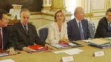 Les consignes de Sarkozy aux petits nouveaux