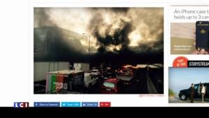 Grève des taxis : prise dans le confllit, Courtney Love demande à Hollande d'agir