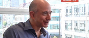 Kindle, tablette, Apple… Le patron d'Amazon nous dit tout