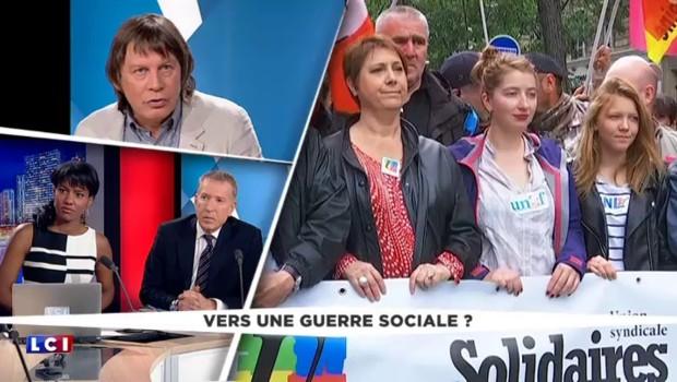 """Loi Travail : """"Qui en veut ?"""" s'interroge Bernard Thibault, ex-secrétaire général de la CGT"""