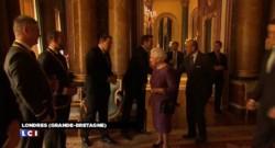 Mondial de rugby : avant de défier les Bleus, les All Blacks reçus par la reine Elizabeth