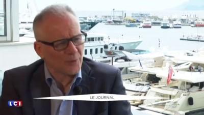 """Woody Allen a peur de décevoir Thierry Frémaux qui le compare à """"Molière"""""""