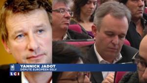 """Yannick Jadot: """"Notre responsabilité n'est pas de nous allier automatiquement avec le PS"""""""