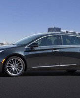 Cadillac XTS 2012