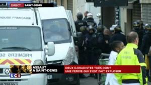 Assaut à Saint-Denis : réveillé par sa mère, un adolescent témoigne