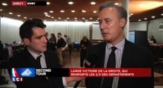 """Elu dans l'Essonne, Tron attaque Guedj : """"Il a mené une campagne très sale"""""""
