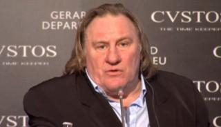 """Depardieu : """"le luxe d'être Russe ne dépend pas du rouble"""""""