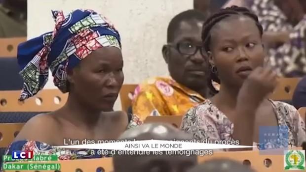 L'ancien président tchadien Hissène Habré condamné à la perpétuité