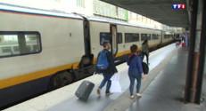 Le 20 heures du 1 mai 2015 : Londres-Marseille en Eurostar, une bonne nouvelle pour l'économie des deux villes - 1034.026