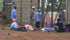 Le virus Ebola menace l'existence même du Liberia