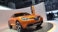 Photo 1 : Concept Renault Captur : Belle prise !