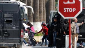 Tunis l'attaque au musée du Bardo