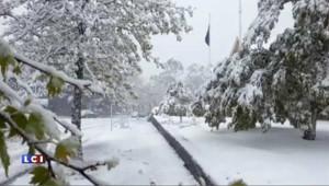 VIDEO : Il neige à Sydney