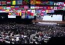 FIFA : le discours de Blatter interrompu par plusieurs personnes