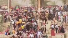 Irak : le drapeau noir de Daech flotte sur Ramadi, l'entrée de Bagdad réouverte aux réfugiés
