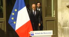 Le 20 heures du 22 septembre 2014 : Irak : l%u2019Etat islamique menace la France - 264.798
