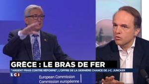 """Dette : """"Les Grecs ont un choix démocratique à faire, il faut leur laisser ce choix"""""""