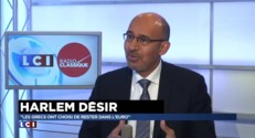 """Grèce : """"La dette du pays doit être remboursée"""" déclare Harlem Désir"""