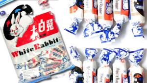 lait frelaté bonbon white rabbit