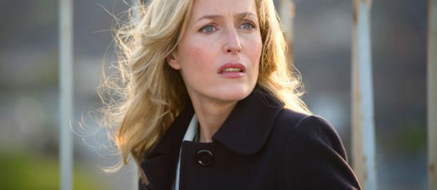 """Dans """"The Fall"""", Gillian Anderson incarne une enquêtrice de la police criminelle envoyée en renfort en Irlande du Nord."""
