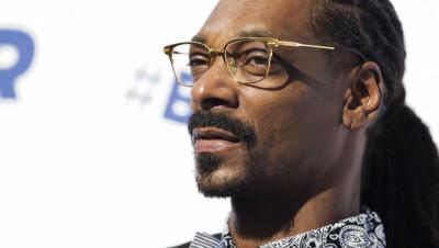 Le rappeur américain Snoop Dogg en mars 2015 à Los Angeles