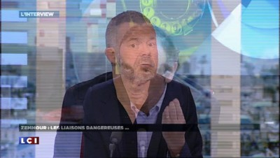 """Naulleau: """"Le FN a besoin d'intellectuels relais"""" comme Zemmour"""
