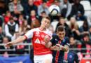 PSG Reims Ligue 1 L1 Championnat de France