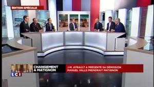 """Valls annoncé à Matignon : """"Un choix qui aurait une cohérence"""""""