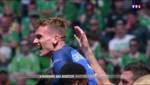 France-Irlande : Griezmann, l'homme du match