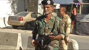 Le 13 heures du 19 octobre 2013 : Des comit�de d�nse populaire pr�de Damas - 664.945