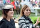 Les princesses Beatrice et Eugenie d'York au Royal Ascot en 2013