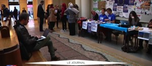"""Port du voile à l'université: l'initiative """"Hijab Day"""" divise chez les étudiants"""