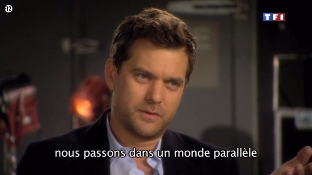 Interview exclusive de Joshua Jackson, alias Peter Bishop