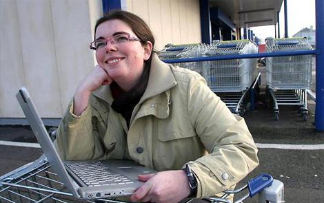Anna blog féminin caissière no futur