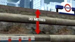 Attentat Londres infographie métro