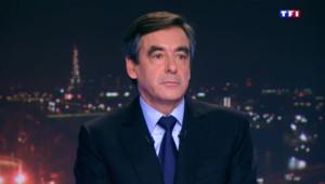 François Fillon sur TF1 le 14 octobre 2013