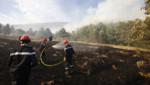 Incendie à Saint-Vallier-de-Thiey, 29/7/15