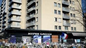 L'Hyper Cacher de la Porte de Vincennes où Amedy Coulibaly a tué 4 personnes le 9 janvier 2015.