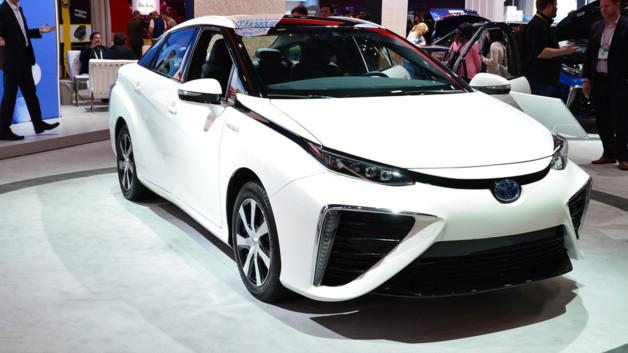 news automoto voiture hydrog ne un carburant moins cher l 39 avenir mytf1. Black Bedroom Furniture Sets. Home Design Ideas
