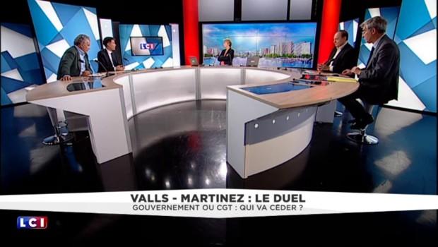 """Valls-Martinez, le duel : """"Martinez incarne assez bien une façon archaique de défendre le morceau"""""""