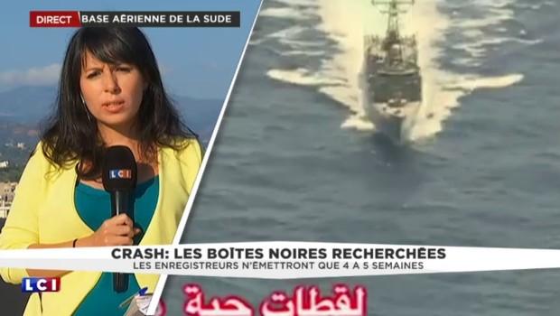 Vol Egypt Air : la France va participer aux recherches des boîte noires