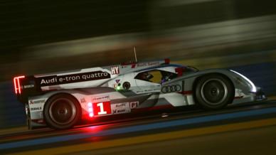 24H Mans 2012 Qualifs 1