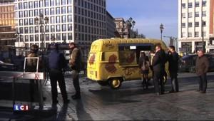 Alerte attentats : à Bruxelles, la vie est perturbée